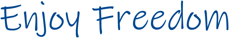 Enjoy Freedom logo